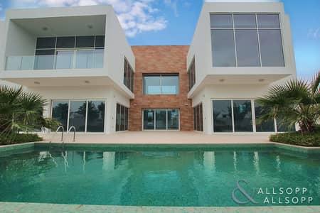 4 Bedroom Villa for Rent in Al Barari, Dubai - 4 Bedroom | Open Floorplan | Private Pool