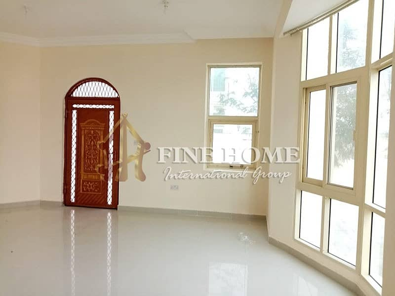 2 Incredibly Spacious 5MBR Villa in Shakhbout !