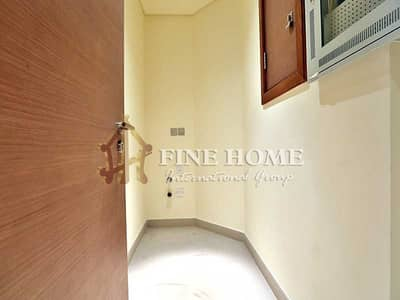 1 Bedroom Apartment for Rent in Al Salam Street, Abu Dhabi - dazzling 1 BR with sea view