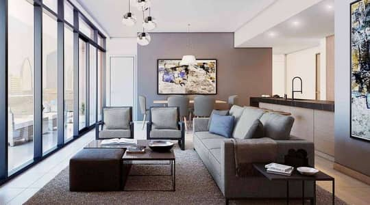 3 Bedroom Flat for Sale in Downtown Dubai, Dubai - Extensive 3BR with Study   Luxurious Downtown Living
