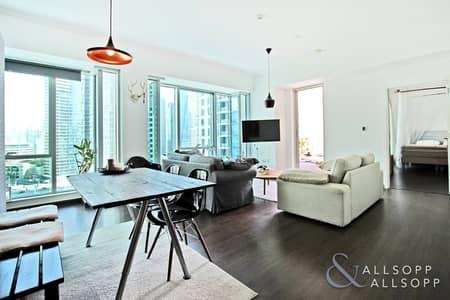 شقة 1 غرفة نوم للبيع في دبي مارينا، دبي - 1 Bed | Vacant on Transfer | Marina View