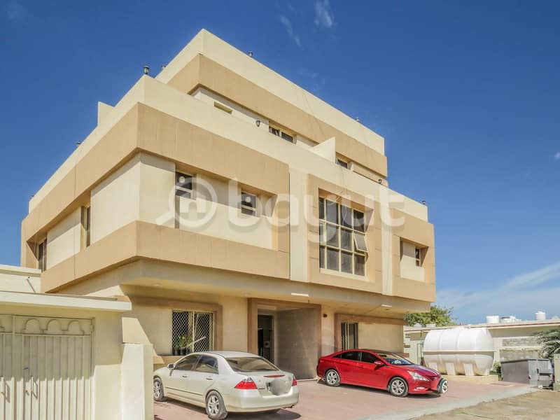 studio flat close to new cornice for rent including electricity and water