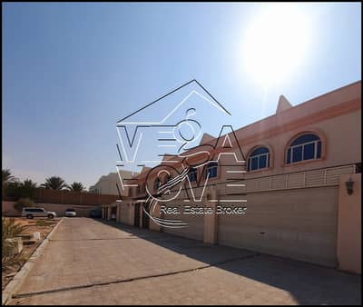 6 Bedroom Villa for Rent in Khalifa City A, Abu Dhabi - HOT DEAL 6-MASTER BEDROOM VILLA IN COMPOUND