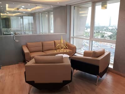 Office for Rent in Sheikh Zayed Road, Dubai - Best location with fully fitted office - panorama