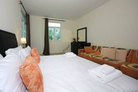 Affordable 2 Bed Gated Community in Al Furjan