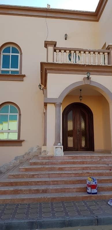 فیلا في مدينة شخبوط (مدينة خليفة ب) 5 غرف 95000 درهم - 4514201