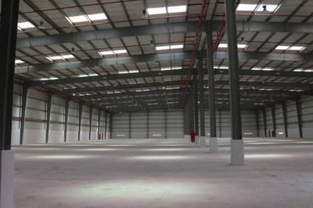 Warehouse for Sale in Jebel Ali, Dubai - WAREHOUSE FOR LOGISTICS USE OR FOR STORAGE PURPOSE AVAILABLE IN PRIME LOCATION IN JAFZA