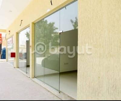 محل تجاري  للايجار في المويهات، عجمان - للايجار محل تجاري