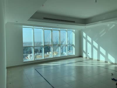 2 Bedroom Apartment for Rent in Tourist Club Area (TCA), Abu Dhabi - No Comission|Multiple cheques|Sea View|Maid's room