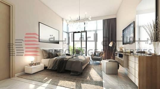 فلیٹ 2 غرفة نوم للبيع في جزيرة المارية، أبوظبي - على بعد دقيقة من كليفلاند كلينك! شقة حديثة التصميم مع إطلالة رائعة لقناة المياه