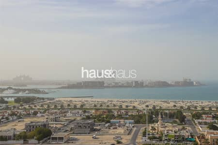 Studio for Rent in Al Sufouh, Dubai - Luxury Studio Apartment | 12 Cheques | Sea Views