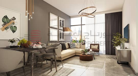 2 Bedroom Flat for Sale in Masdar City, Abu Dhabi - PREMIUM LOCATION AT THE GATE OF MASDAR WITH A STUNNING VIEW OF THE POOL