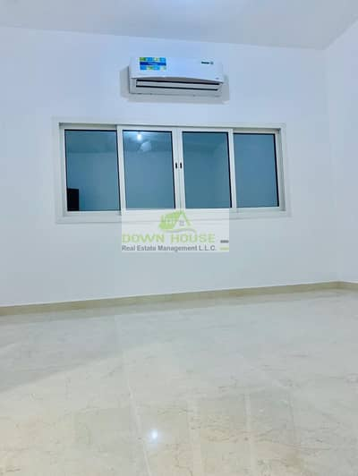 1 Bedroom Flat for Rent in Khalifa City A, Abu Dhabi - Awesome Brand new 1 bed apt w/separate kit and new bath 40 k