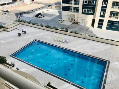 شقة 1 غرفة نوم للايجار في مدينة دبي الرياضية، دبي - شقة في رويال ريزيدنس 2 رويال ريزيدنس مدينة دبي الرياضية 1 غرف 38000 درهم - 4514612