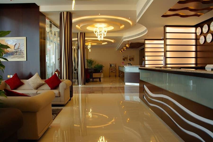 Ewan Tower Hotel Apartment