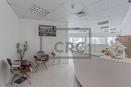 مکتب  للبيع في برشا هايتس (تيكوم)، دبي - Full Partitions | 6 Cabins + Conference Room | VOT