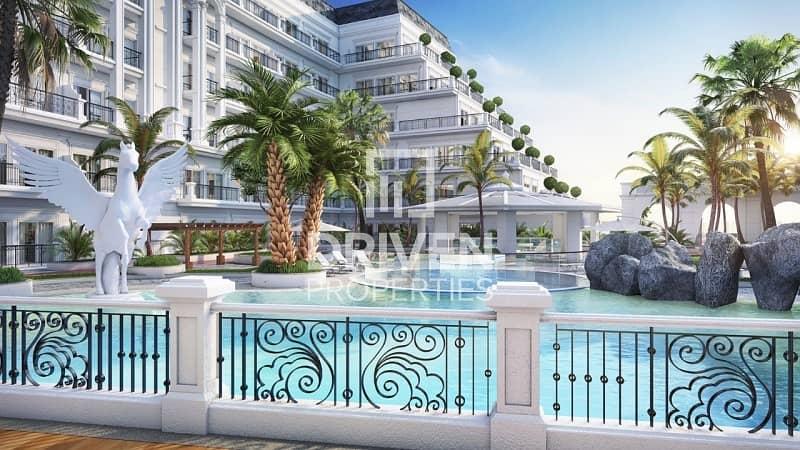 2 ROI 8% | Leisure Deck Views | Lovely Unit