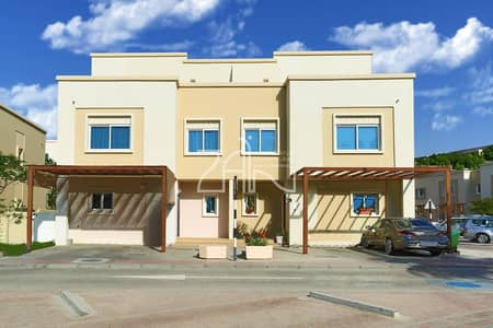 5 Bedroom Villa for Sale in Al Reef, Abu Dhabi - Hot Deal! Lovely 5+M Corner Villa with Large Plot