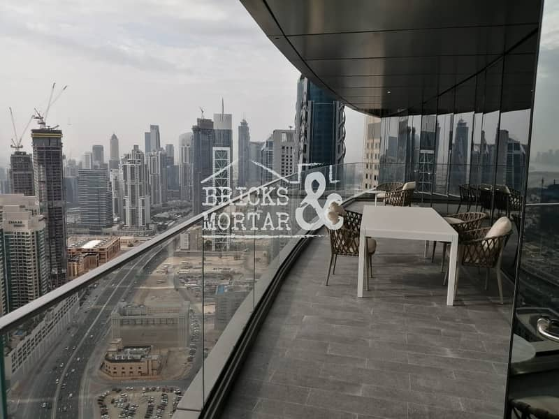 12 A/C Free | Fully Furnished | Stunning Burj View