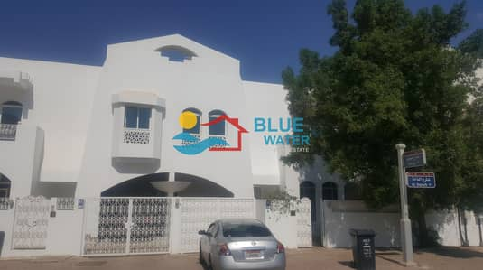 4 Bedroom Villa for Rent in Al Bateen, Abu Dhabi - Huge 4 M/BR Villa Near American School.