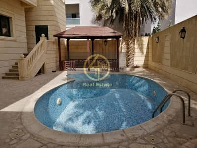 8 Bedroom Villa for Rent in Al Nahyan, Abu Dhabi - Captivating and Airy