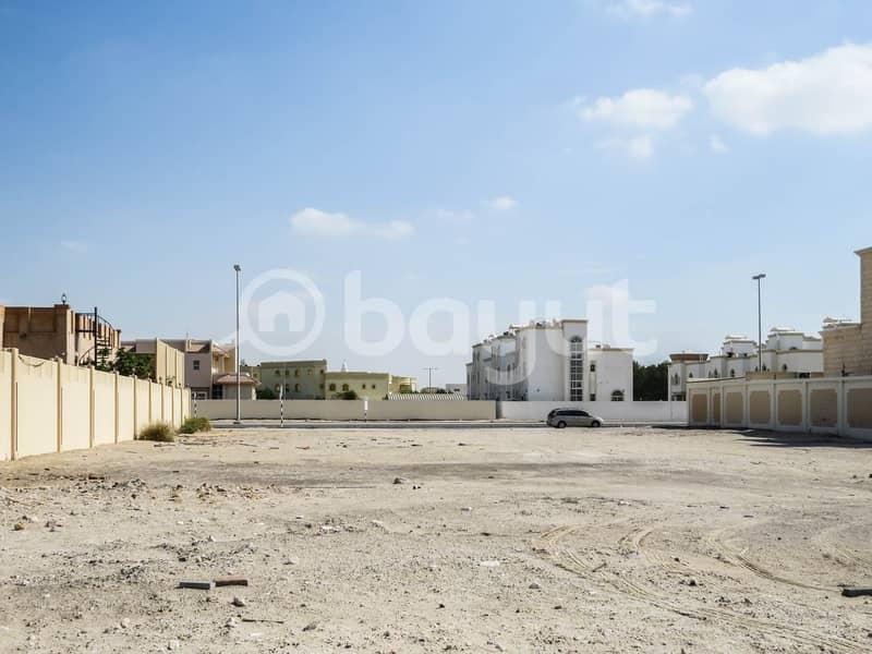 ارض سكنية في مدينة زايد (مدينة خليفة ج) 3400000 درهم - 4423498