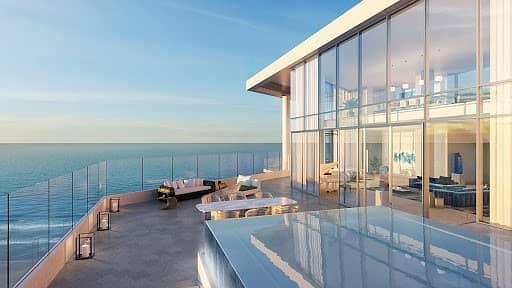 شقة في ممشى السعديات المنطقة الثقافية في السعديات جزيرة السعديات 2 غرف 210000 درهم - 4515162