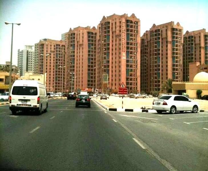 شقة في أبراج النعيمية النعيمية 1 غرف 21000 درهم - 4515171