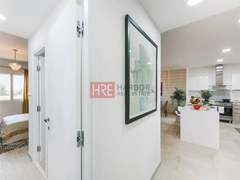 15 Luxury 2BR   Pay in 4.5 Yrs   3 Yrs Free SC