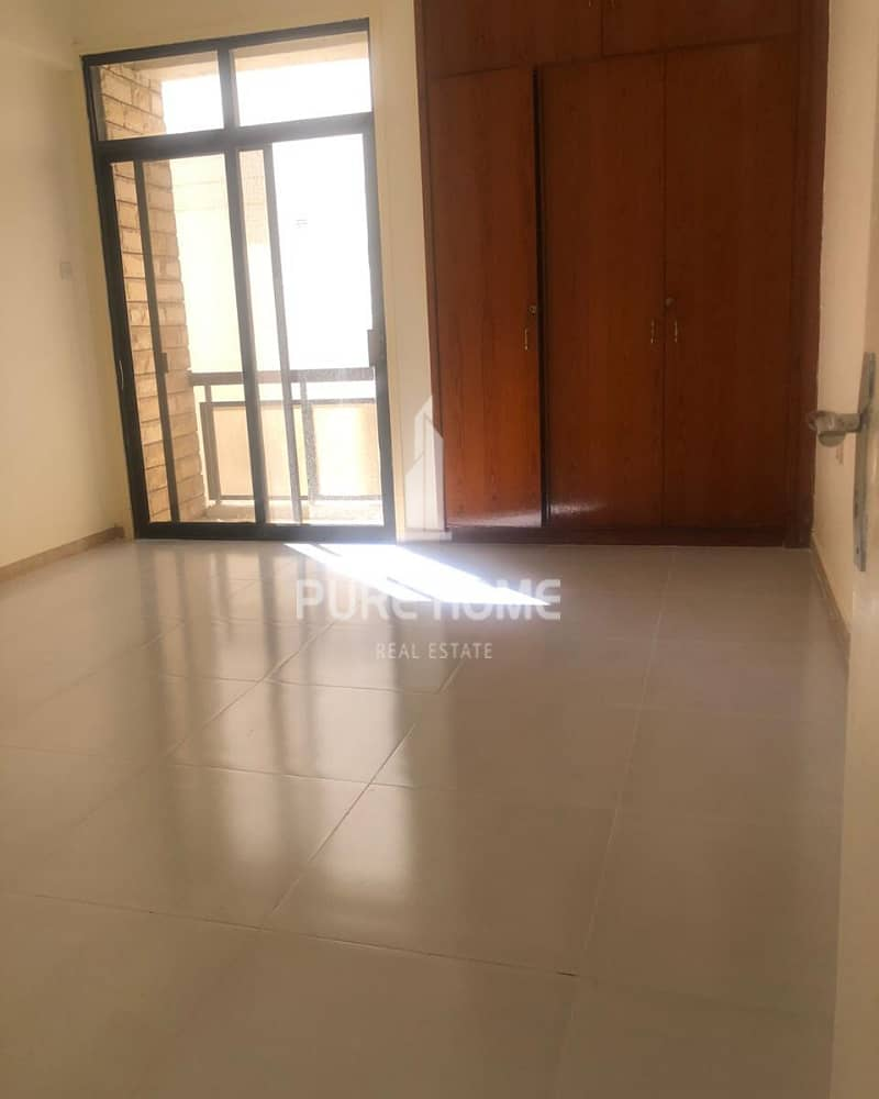 1 Luxurious 3 Bedrooms with Balcony For Rent