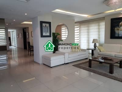 4 Bedroom Apartment for Rent in Al Reem Island, Abu Dhabi - 4 Beds Duplex with balconies in RAK Tower