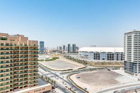 1 Bedroom Flat for Rent in Dubai Sports City, Dubai - Amazing 1-Bedroom | Stadium View | Hub Canal 1