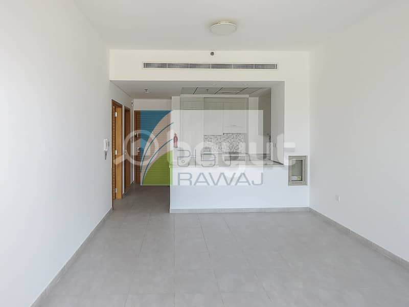 Exquisite 1 Br apartment with balcony in Sherena Residence