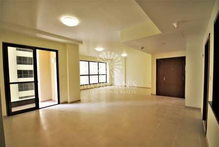 3 Bedroom Apartment for Sale in Jumeirah Beach Residence (JBR), Dubai - Vacant 3BR+Maids Marina View Murjan 1
