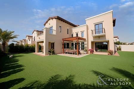 فیلا 4 غرف نوم للبيع في المرابع العربية 2، دبي - Corner Plot Villa | 4 Bedrooms Plus Maids