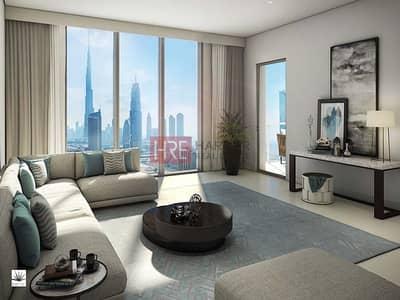 فلیٹ 1 غرفة نوم للبيع في وسط مدينة دبي، دبي - 100% DLD Off | Emaar Downtown Views | 3 Years PH