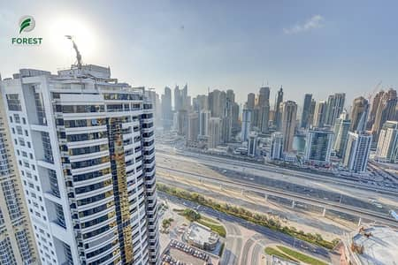2 Bedroom Flat for Rent in Jumeirah Lake Towers (JLT), Dubai - Beautiful 2 Bedrooms | Spacious | Unfurnished