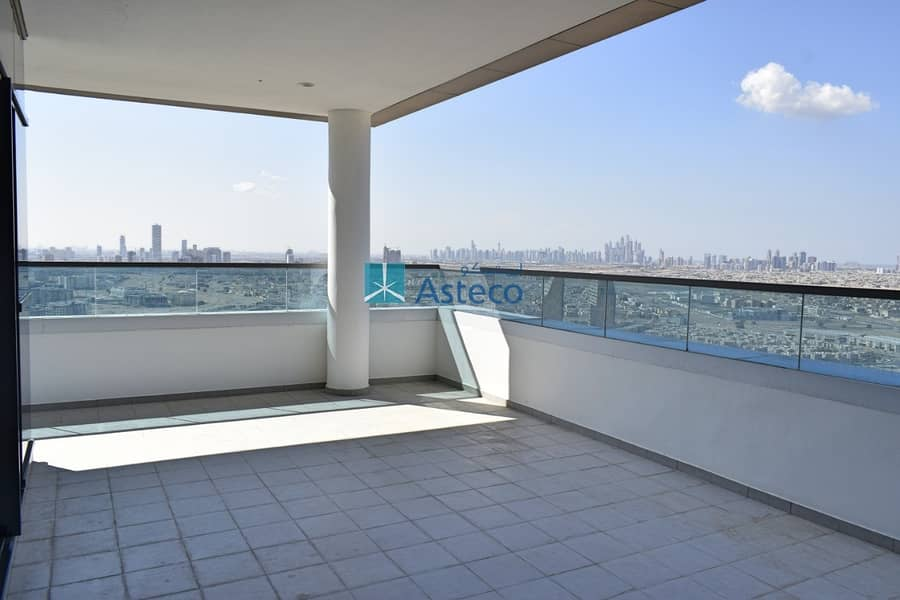 Brand New Spacious 3 BHK + Maid with Terrace