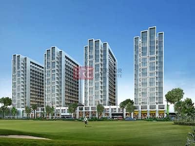 استوديو  للبيع في أكويا أكسجين، دبي - Spacious Bright Studio| Golf View Soon to be Ready