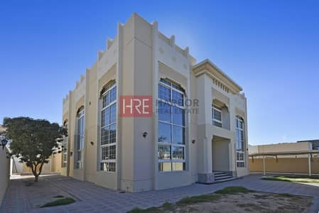 6 Bedroom Villa for Rent in Jumeirah, Dubai - Stunning & Bright 7BR Independent Villa + Maid's