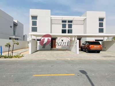 3 Bedroom Townhouse for Rent in Mudon, Dubai - Semi Detached Corner Single Row Park facing
