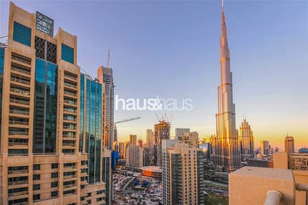 1 Bedroom Apartment for Rent in Downtown Dubai, Dubai - One Of A Kind | Huge Terraces | Amazing Views