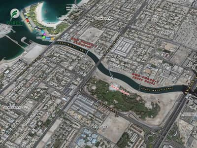 Mixed Use Land for Sale in Jumeirah, Dubai - Jumeirah Freehold G+ 5 Plot for Mix Used Land