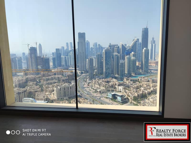 30 PANORAMIC DOWNTOWN VIEW | FULL FLOOR | VACANT
