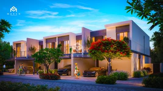 تاون هاوس 3 غرف نوم للبيع في تلال الغاف، دبي - 3 غرف تاون هاوس في إلان | تلال الغاف | ماجد الفطيم