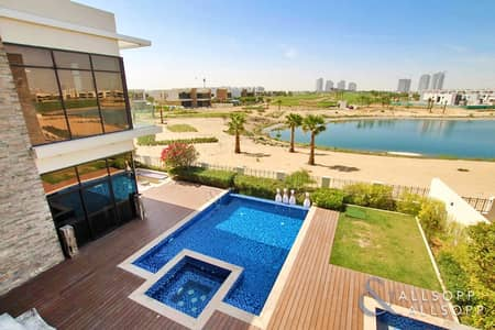 6 Bedroom Villa for Sale in DAMAC Hills (Akoya by DAMAC), Dubai - Paramount Finish | 6 Bedrooms | Furnished
