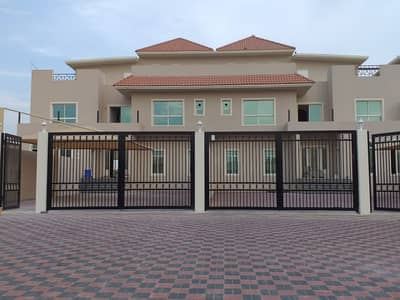 7 Bedroom Villa Compound for Sale in Mohammed Bin Zayed City, Abu Dhabi - A NEW Compound With 5 Villas For Sale
