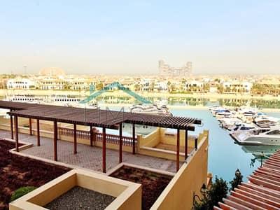 شقة 2 غرفة نوم للبيع في نخلة جميرا، دبي - Triple Balcony | Pool and Sea View | Vacant in May