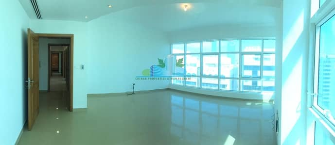 شقة 3 غرف نوم للايجار في الخالدية، أبوظبي - Charming 3BR Apartment is waiting for you and Make it your Home.