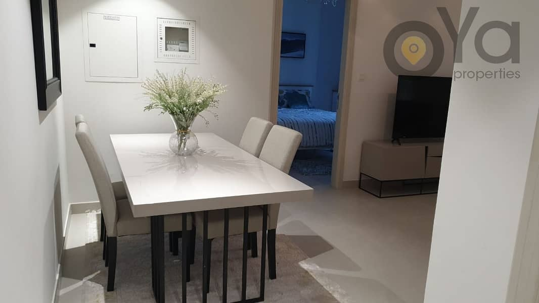 Brand New Unit Fully Furnished in Afnan